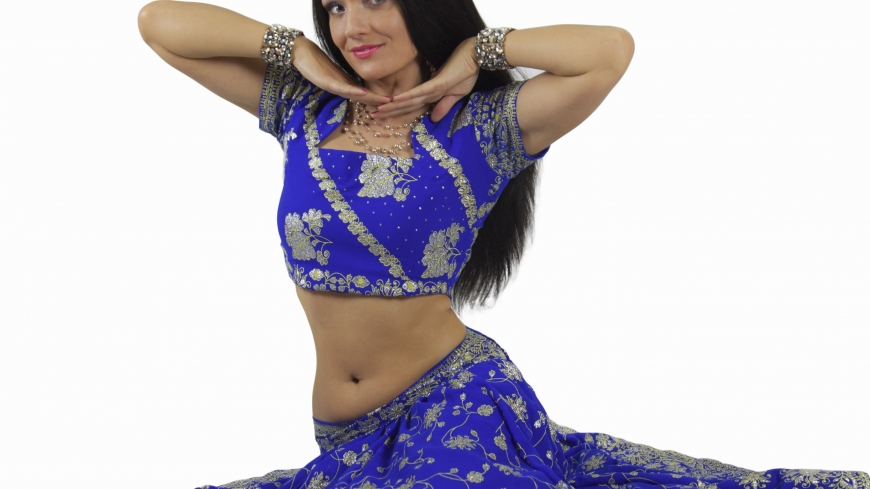 Katia Bay Area Belly dance and Bollywood dancer